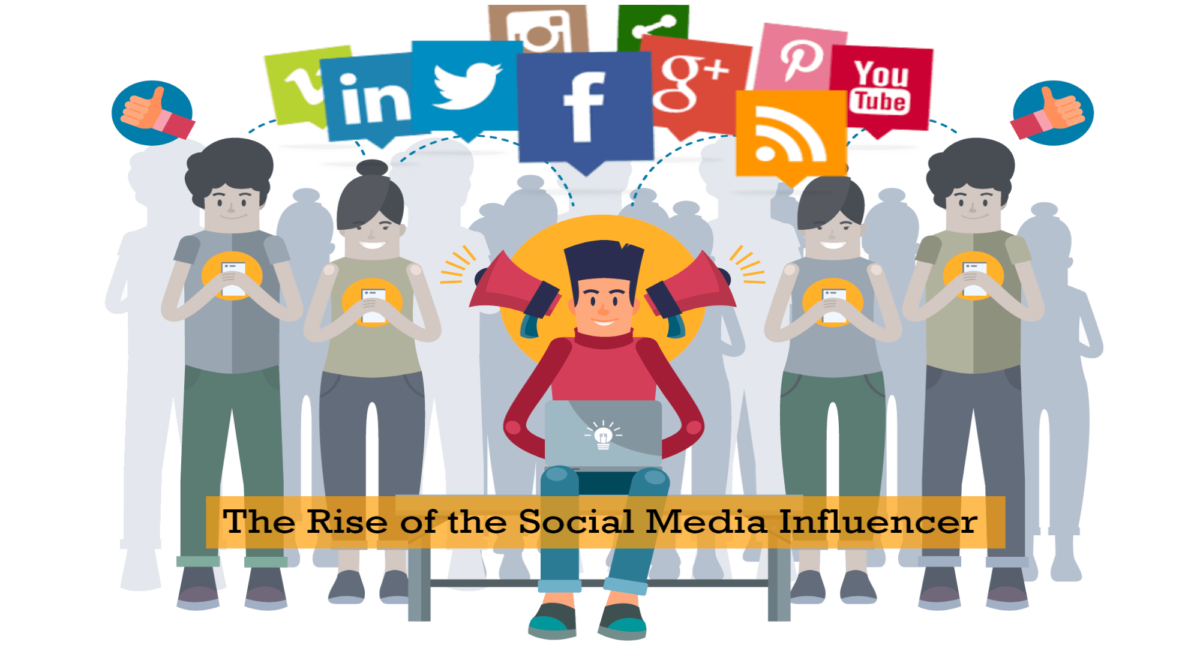 The Rise of the Social Media Influencer