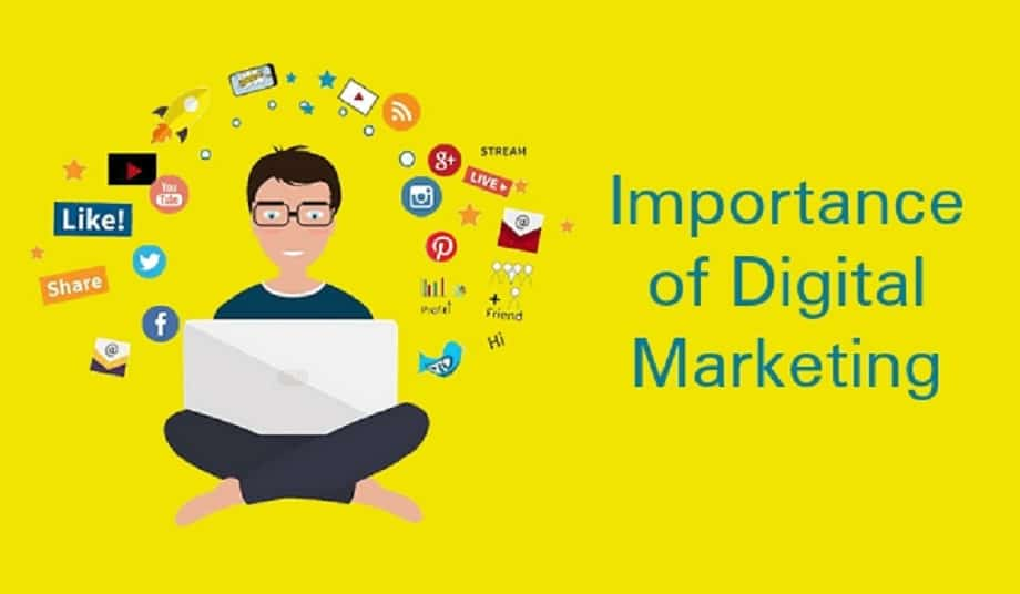 Top Digital Marketing Companies in Mumbai – Importance of Digital Marketing