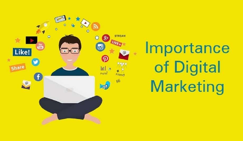 Top Digital Marketing Companies in Mumbai - Importance of Digital Marketing