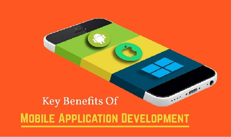 Key Benefits Of Mobile Application Development