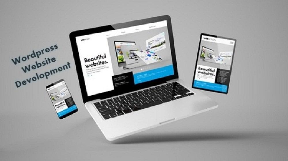 WordPress Website Development Services – Build Customized, Dynamic, and Responsive Website